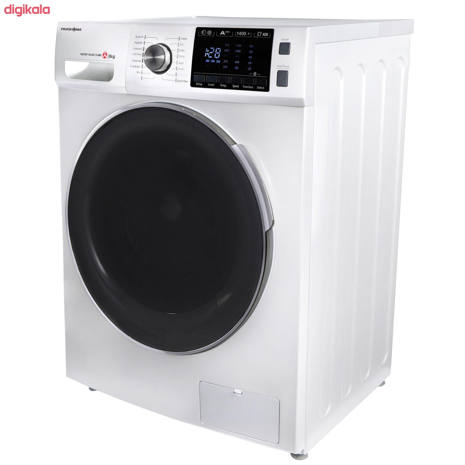 ماشین لباسشویی پاکشوما مدل TFU-84406 ظرفیت 8 کیلوگرم main 1 4