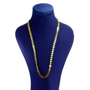 گردنبند طلا 18 عیار زنانه کانیار گالری طرح قلب کد 187