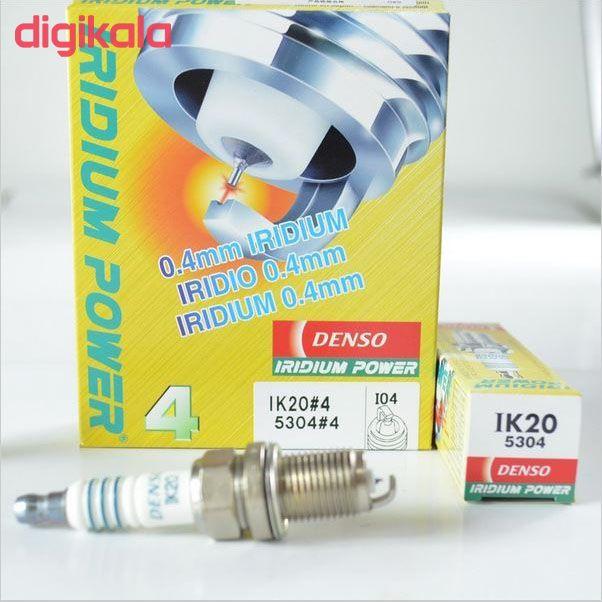 شمع خودرو دنسو مدل 5304-IK20 بسته 4 عددی main 1 2
