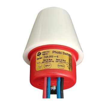 رله روشنایی فتوسل هایکو مدل 10A