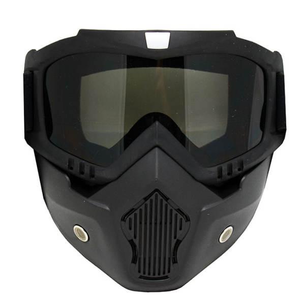 عینک موتور سواری مدل 1050