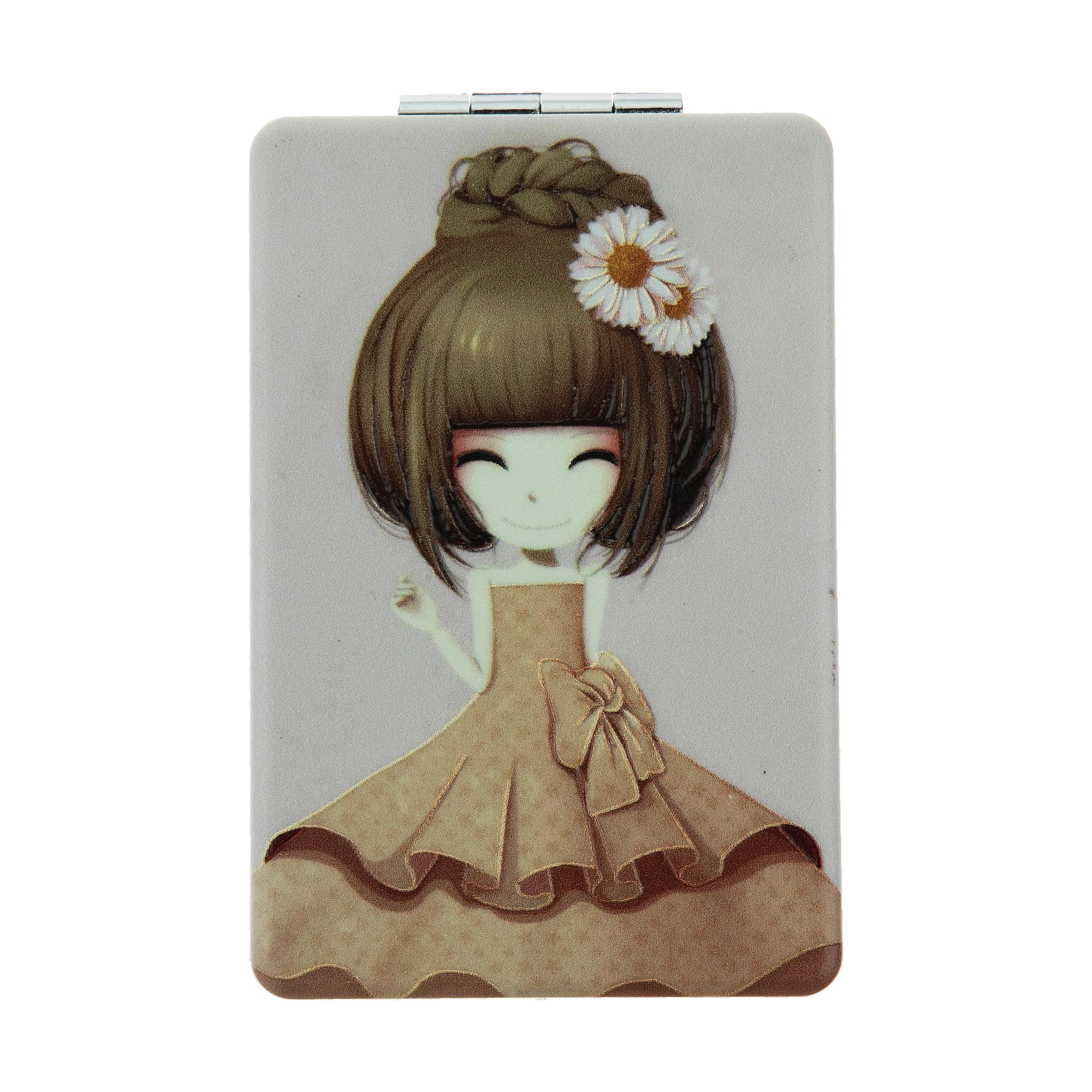خرید                       آینه جیبی مدل BABY GIRL کد 29