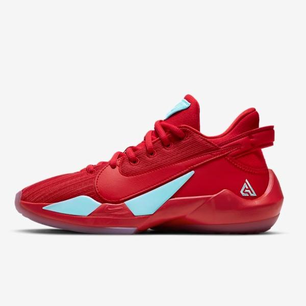 کفش بسکتبال زنانه نایکی مدل ZOOM FREAK 2