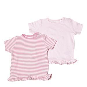 تیشرت نوزادی لوپیلو مجموعه 2 عددی