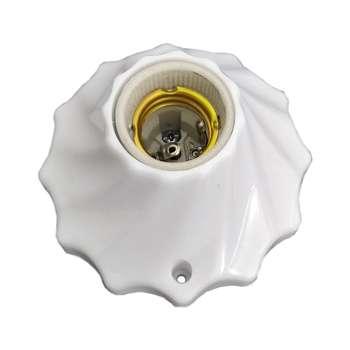 سرپیچ لامپ مدل 655 پایه E27