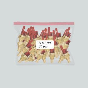 سنسور حرارتی پکیج مدل NTC 10K بسته 50 عددی