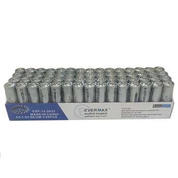 باتری قلمی اورمکس مدل Super Power بسته 60 عددی