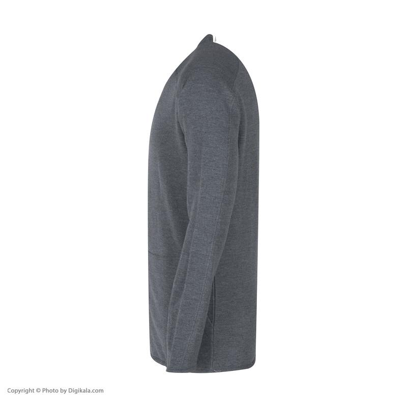 سویشرت مردانه جامه پوش آرا مدل 4101067113-91