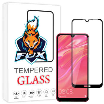 محافظ صفحه نمایش فوکس مدل PT001 مناسب برای گوشی موبایل هوآوی Y7 2019