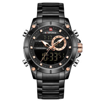 ساعت مچی دیجیتال مردانه نیوی فورس مدل NF9163M