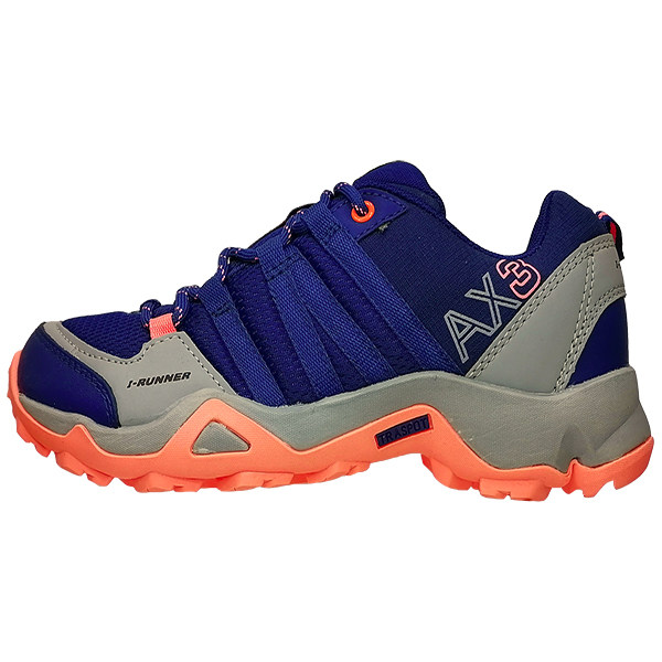 کفش طبیعت گردی کناپ مدل I-RUNNER-AX3-04