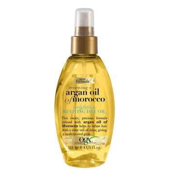 روغن او جی ایکس مدل Argan Oil of Morocco حجم 118 میلی لیتر