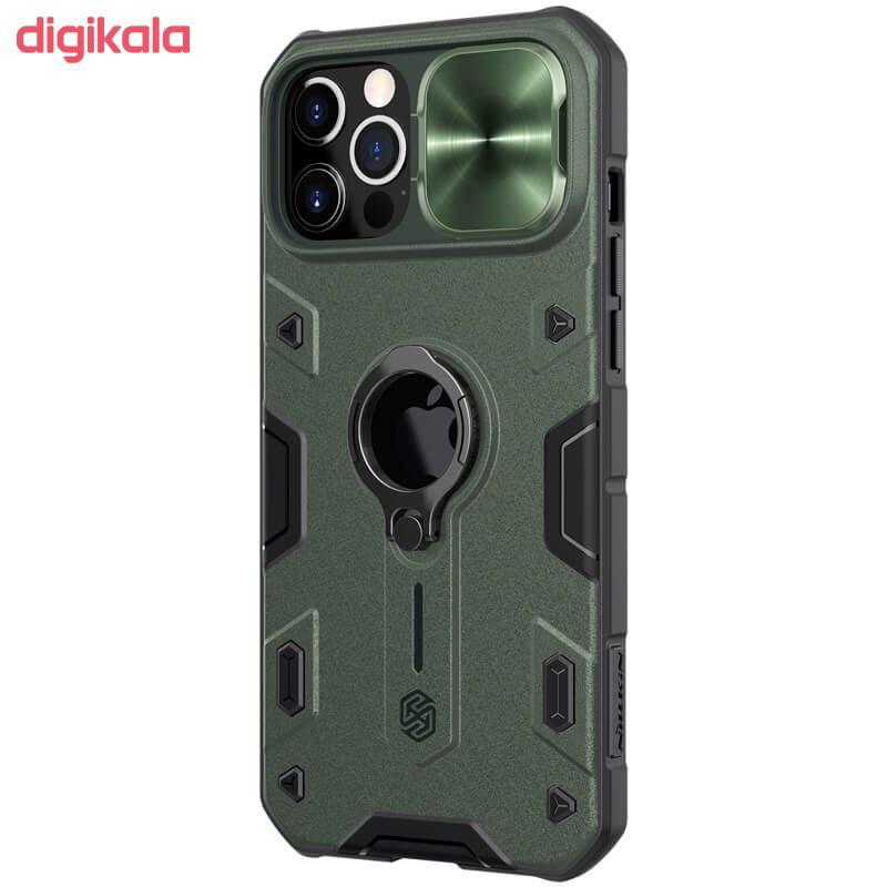 کاور نیلکین مدل CamShield Armor مناسب برای گوشی موبایل اپل iPhone 12 Pro Max main 1 6