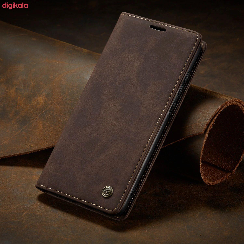 کیف کلاسوری کیس می مدل Vintage-013 مناسب برای گوشی موبایل شیائومی Redmi Note 8 Pro main 1 17