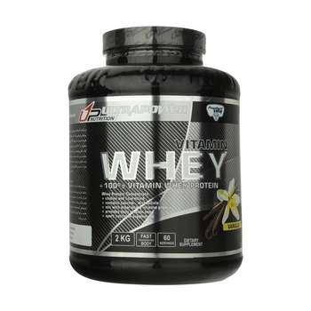 پودر وی پروتئین و پرمیکس ویتامین پگاه - 2000 گرم