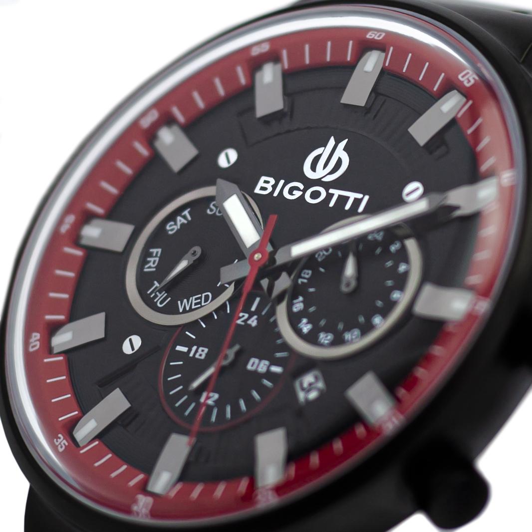 ساعت مچی عقربهای مردانه بیگوتی مدل BGT10136 B
