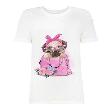 تی شرت زنانه کد SK0004-105
