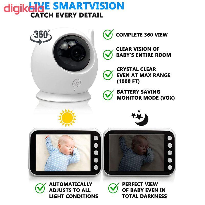دوربین اتاق کودک داریو مدل ABM100 main 1 1