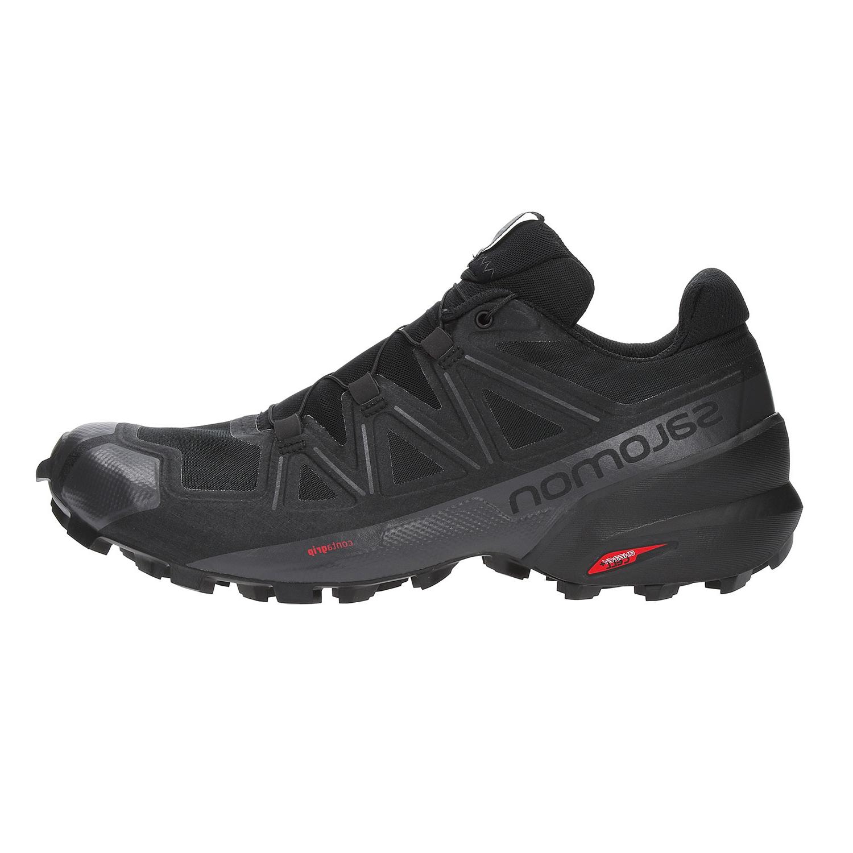 کفش مخصوص دویدن مردانه سالومون مدل Speedcross 5 GTX phantom