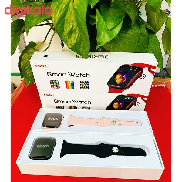 ساعت هوشمند دات کاما مدل +T55 main 1 14