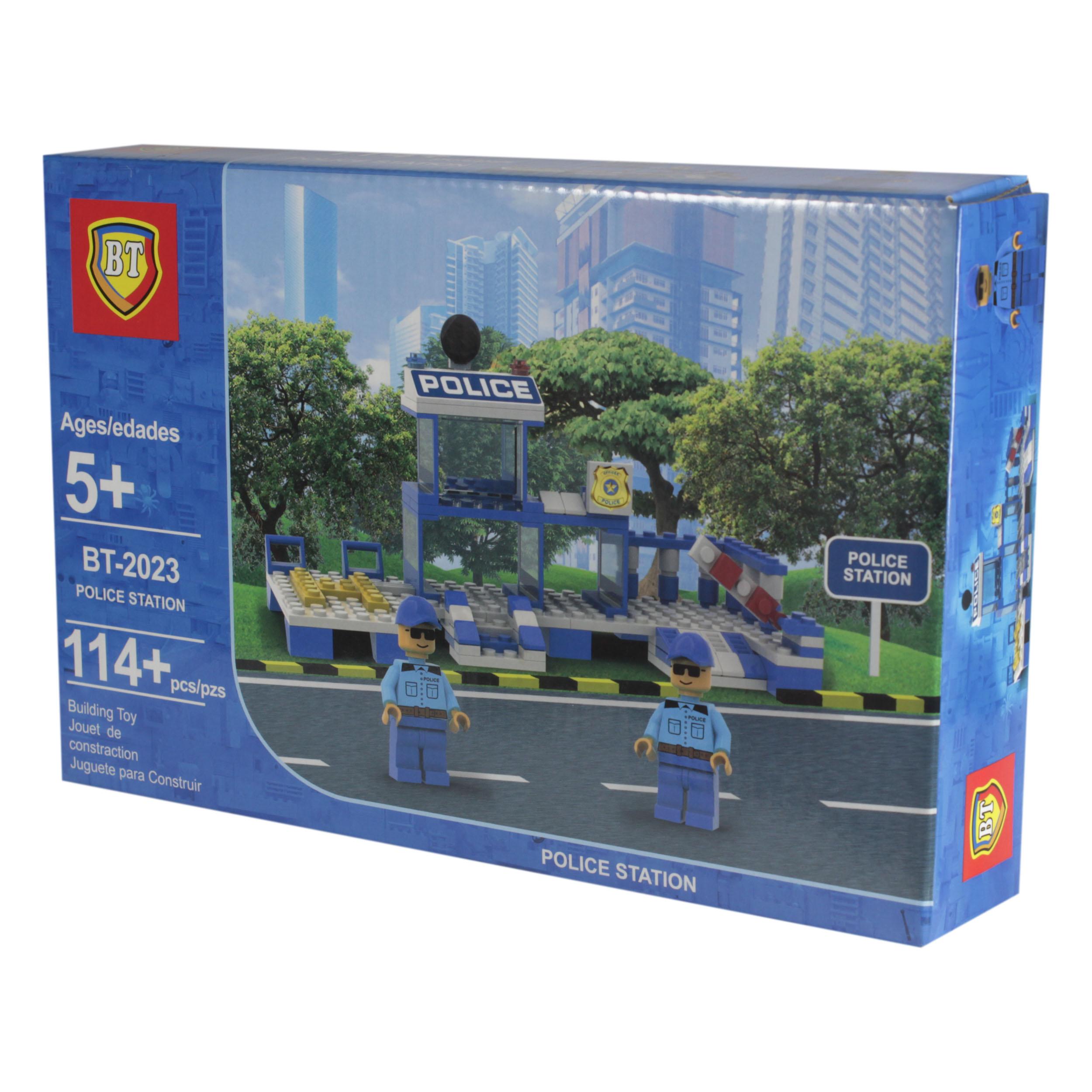 ساختنی مدل ایستگاه پلیس کد 0021