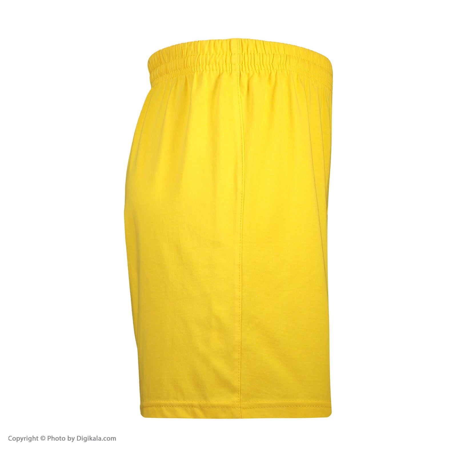 ست پیراهن و شورت ورزشی مردانه استارت مدل v1001-1 -  - 6