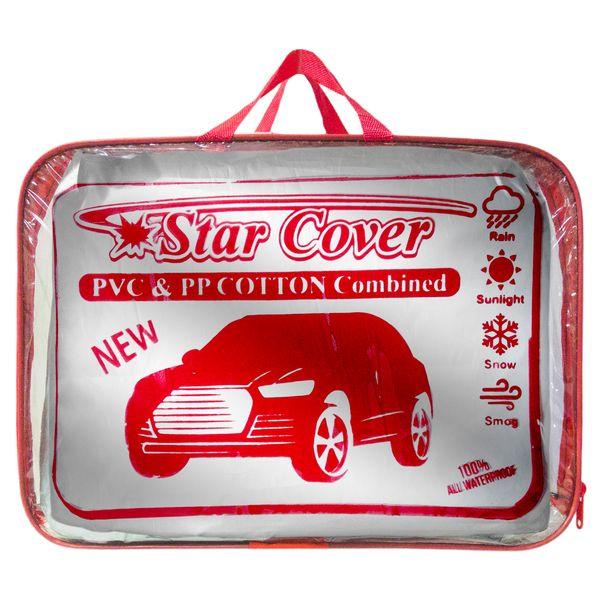 روکش خودرو استار کاور کد SC-60 مدل شمعی مناسب برای پراید 132