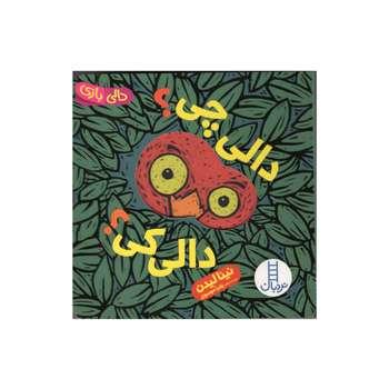 کتاب دالی چی دالی کی اثر نینا لیدن انتشارات فنی ایران