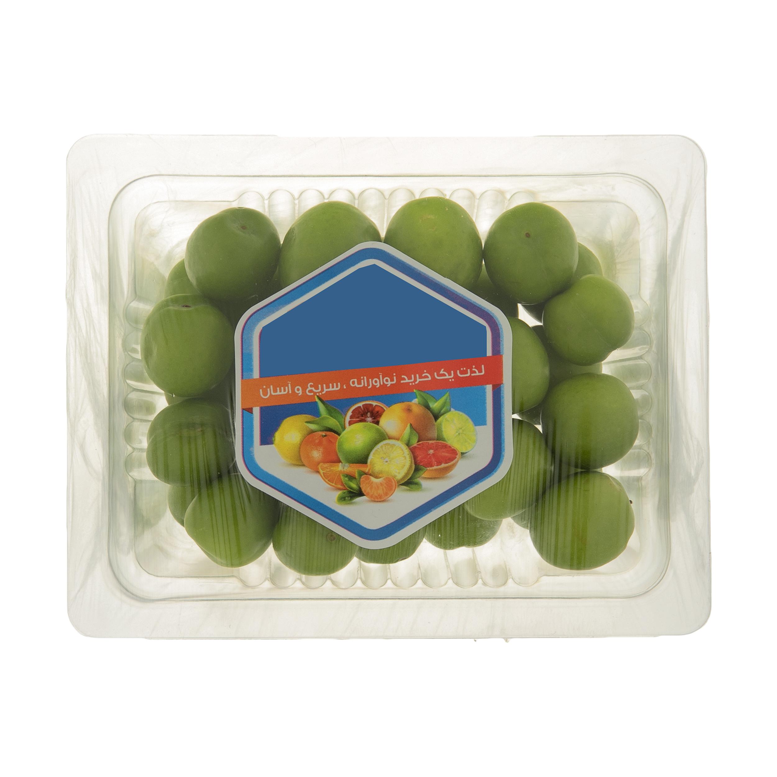 گوجه سبز ميوه پلاس - 200 گرم