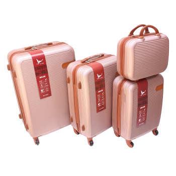 مجموعه 4 عددی چمدان اسکای برد کد 02