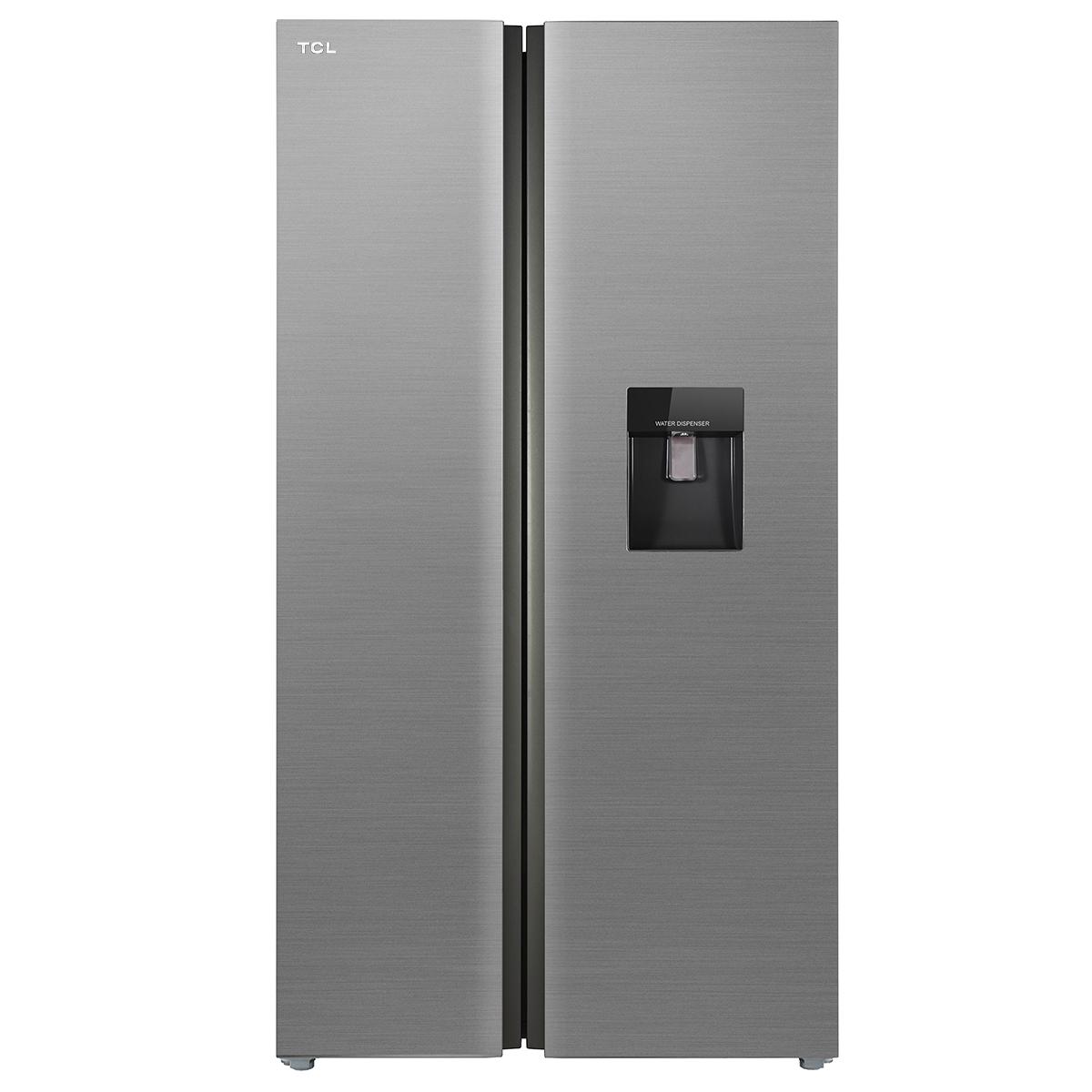 یخچال و فریزر ساید بای ساید تی سی ال مدل S545-AWD/ASD/AGD/AMD