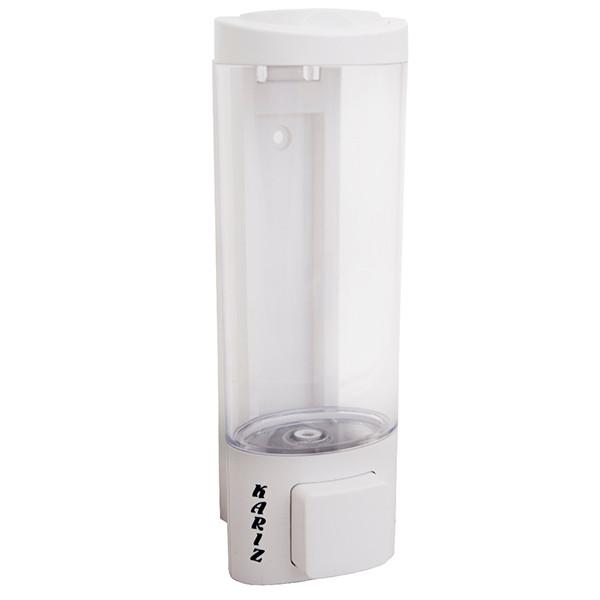 مخزن مایع دستشویی کاریز مدل السا-whi