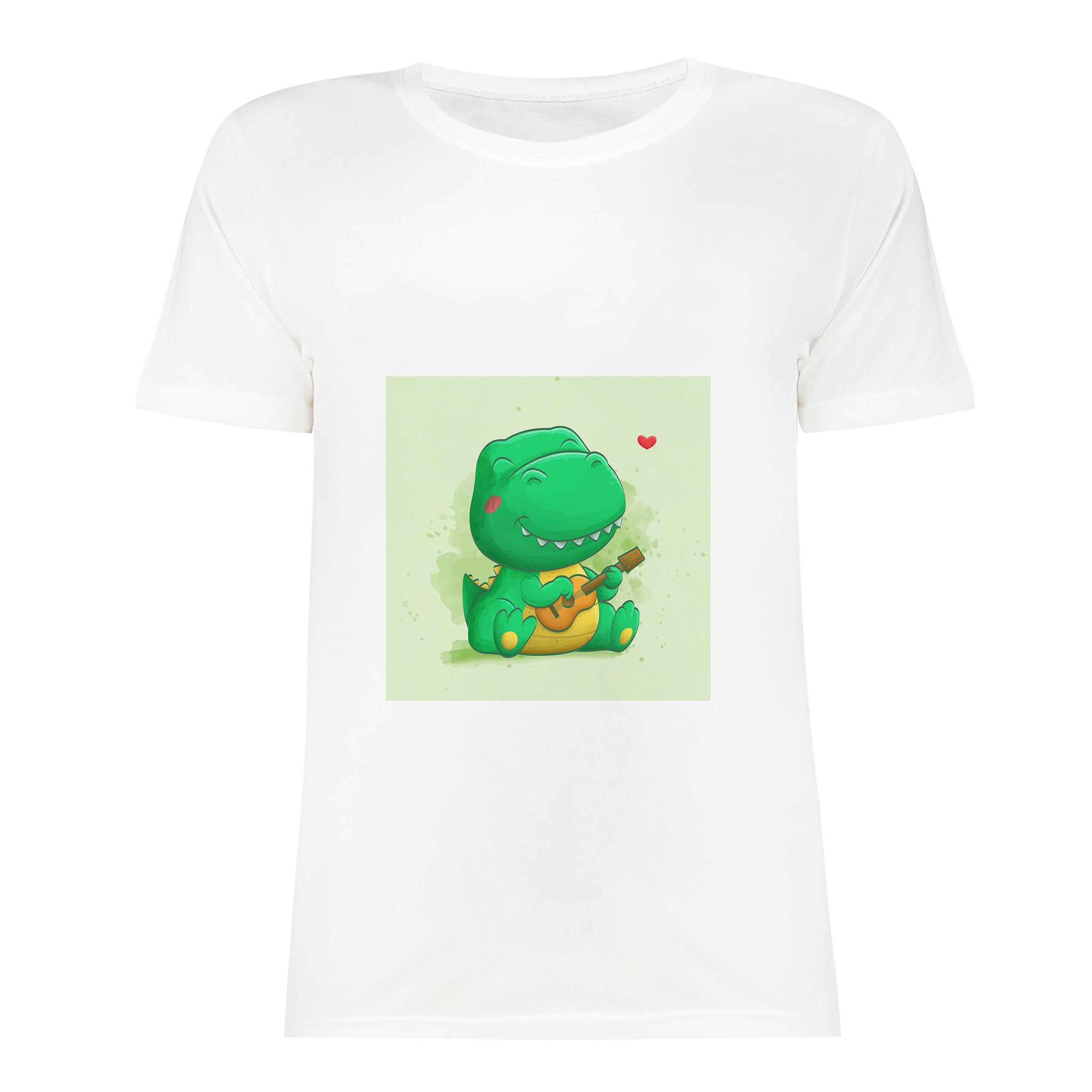 تی شرت آستین کوتاه بچگانه مدل SK991101-013