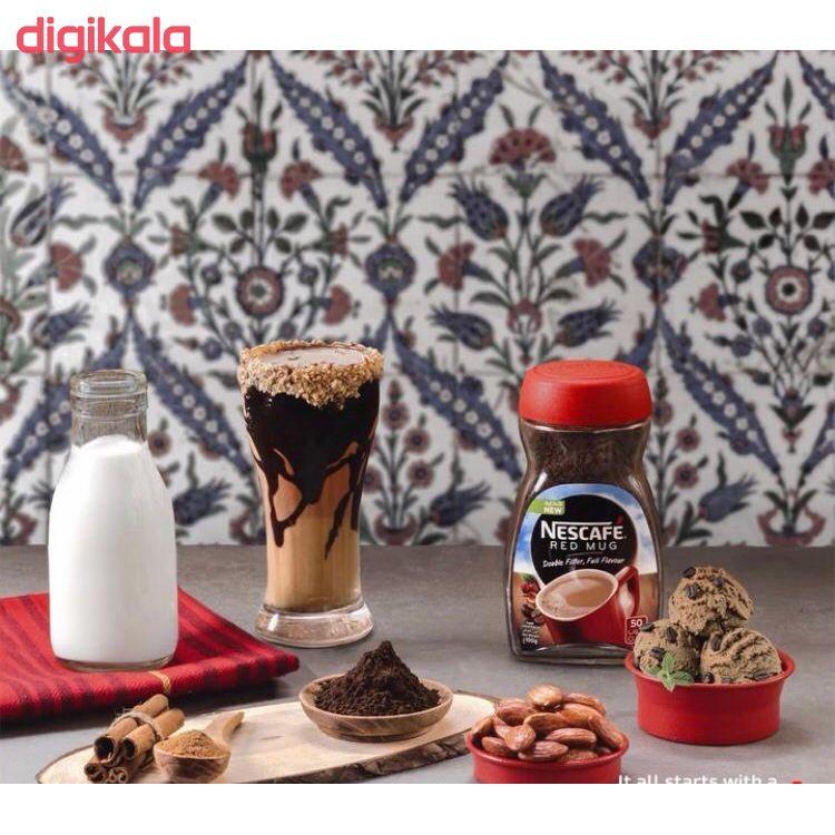 قهوه فوری رد ماگ نسکافه - وزن ۵۰ گرم بسته ۳ عددی main 1 2