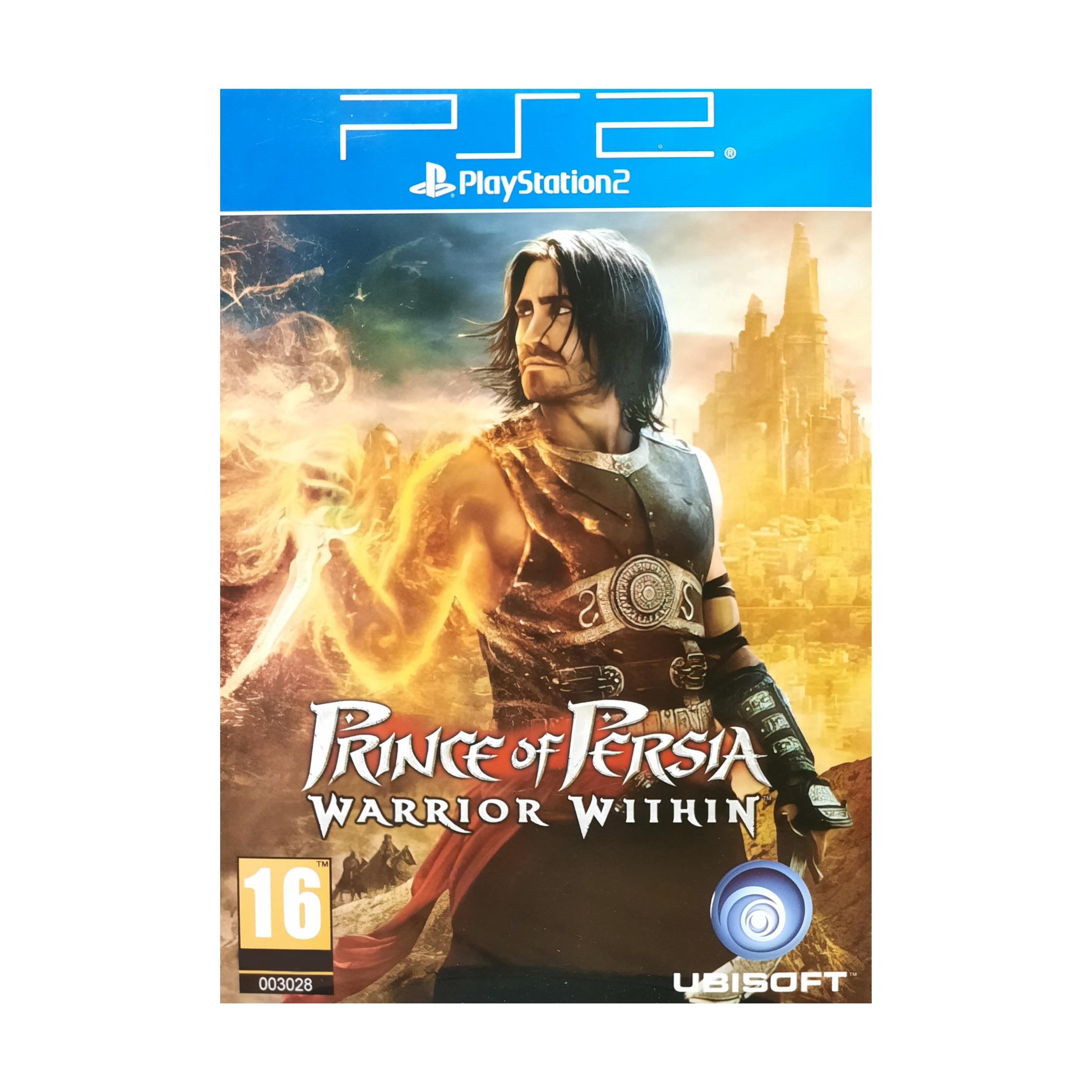 بازی Prince Of Persia Warrior Within مخصوص Ps2