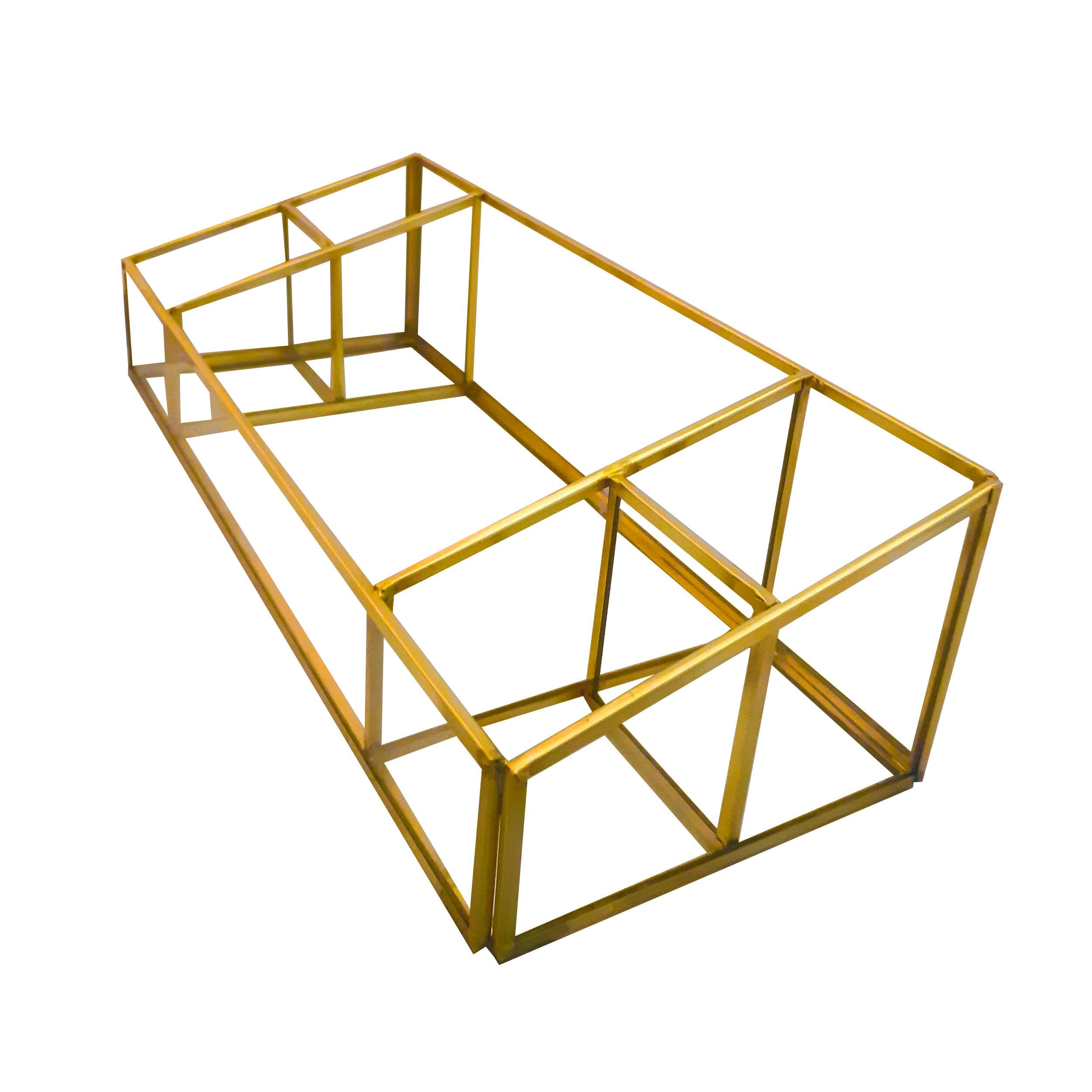 استند شیشه ای مدل کالیستا کد manfi1