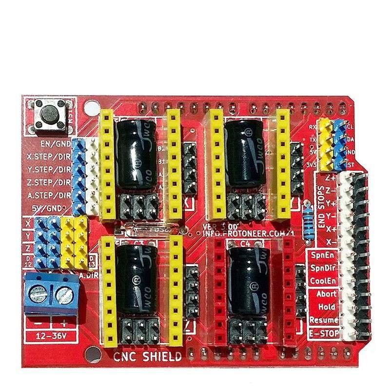شیلد درایور CNC مدل 3