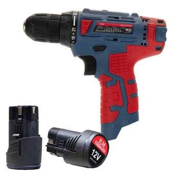 تصویر دریل پیچ گوشتی شارژی پی ام مدل CE1 PM-CE1 Cordless Drill Driver