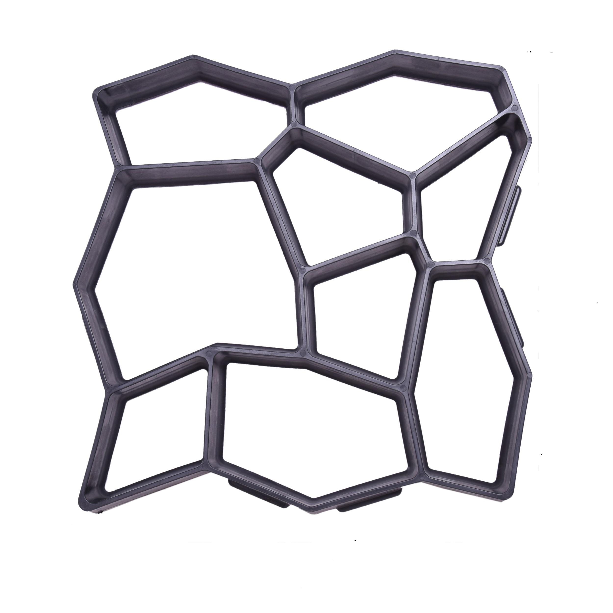 قالب سنگ فرش مدل B11 بسته 4 عددی