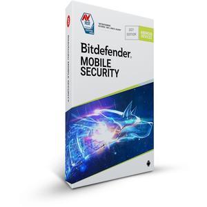 آنتی ویروس بیت دیفندر موبایلسکیوریتی اندروید ۲۰۲۱ تک کاربر ۱۲ ماهه