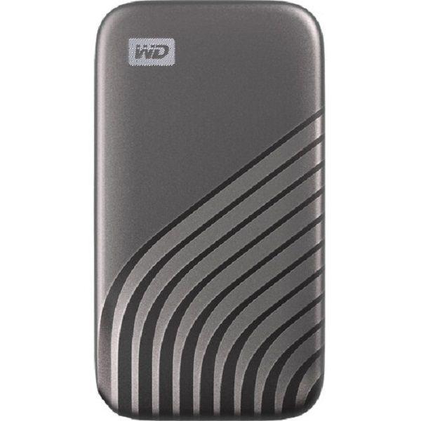 حافظه SSD اکسترنال وسترن دیجیتال مدل My Passport 2020 Edition ظرفیت 2 ترابایت