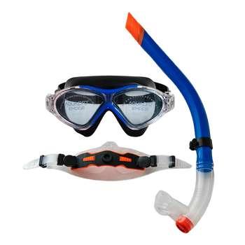 عینک و اسنورکل غواصی آکو اپرو مدل BL