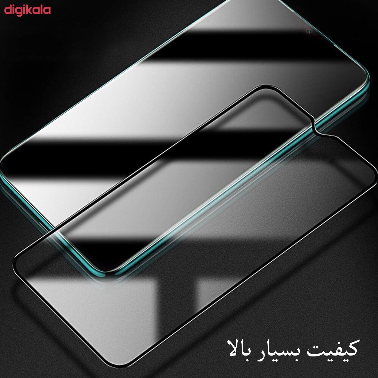 محافظ صفحه نمایش مدل FCG مناسب برای گوشی موبایل شیائومی Redmi Note 8 Pro main 1 6