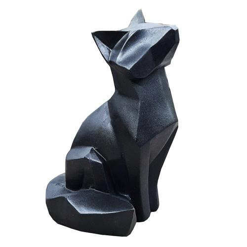 مجسمه طرح روباه کد 6869J3 مجموعه 2 عددی