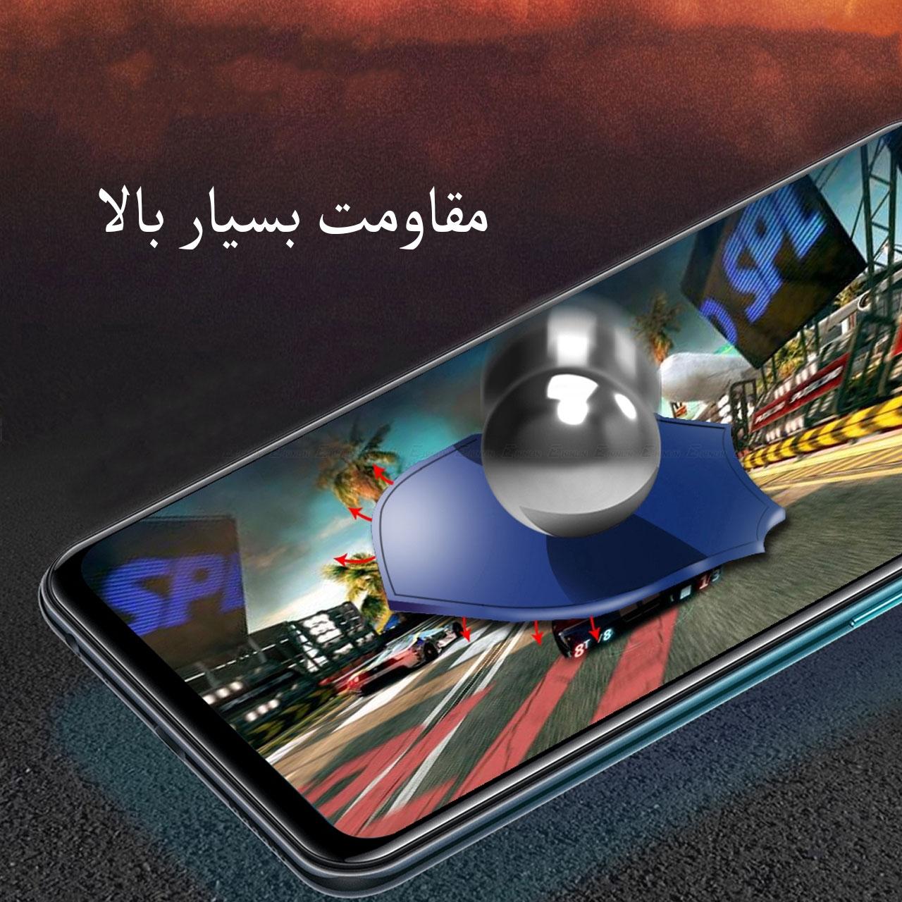 محافظ صفحه نمایش مدل FCG مناسب برای گوشی موبایل شیائومی Poco M3 بسته سه عددی main 1 9