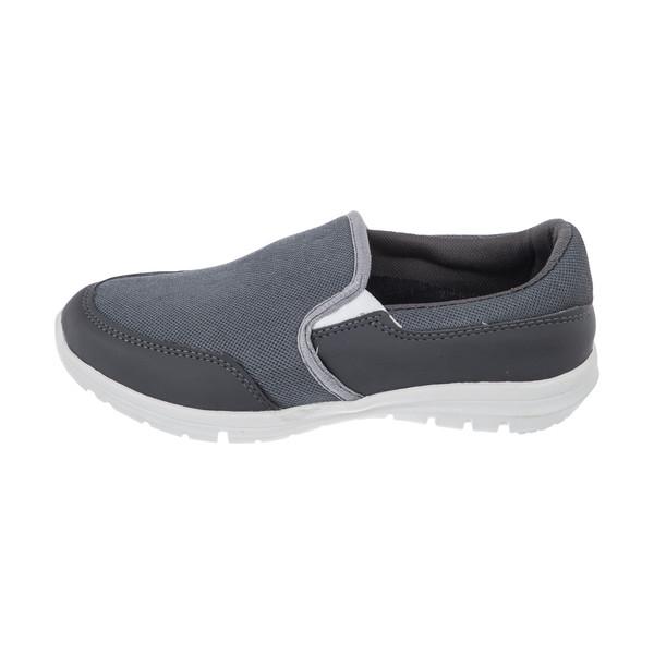 کفش راحتی چابک مدل آریا-09 رنگ طوسی