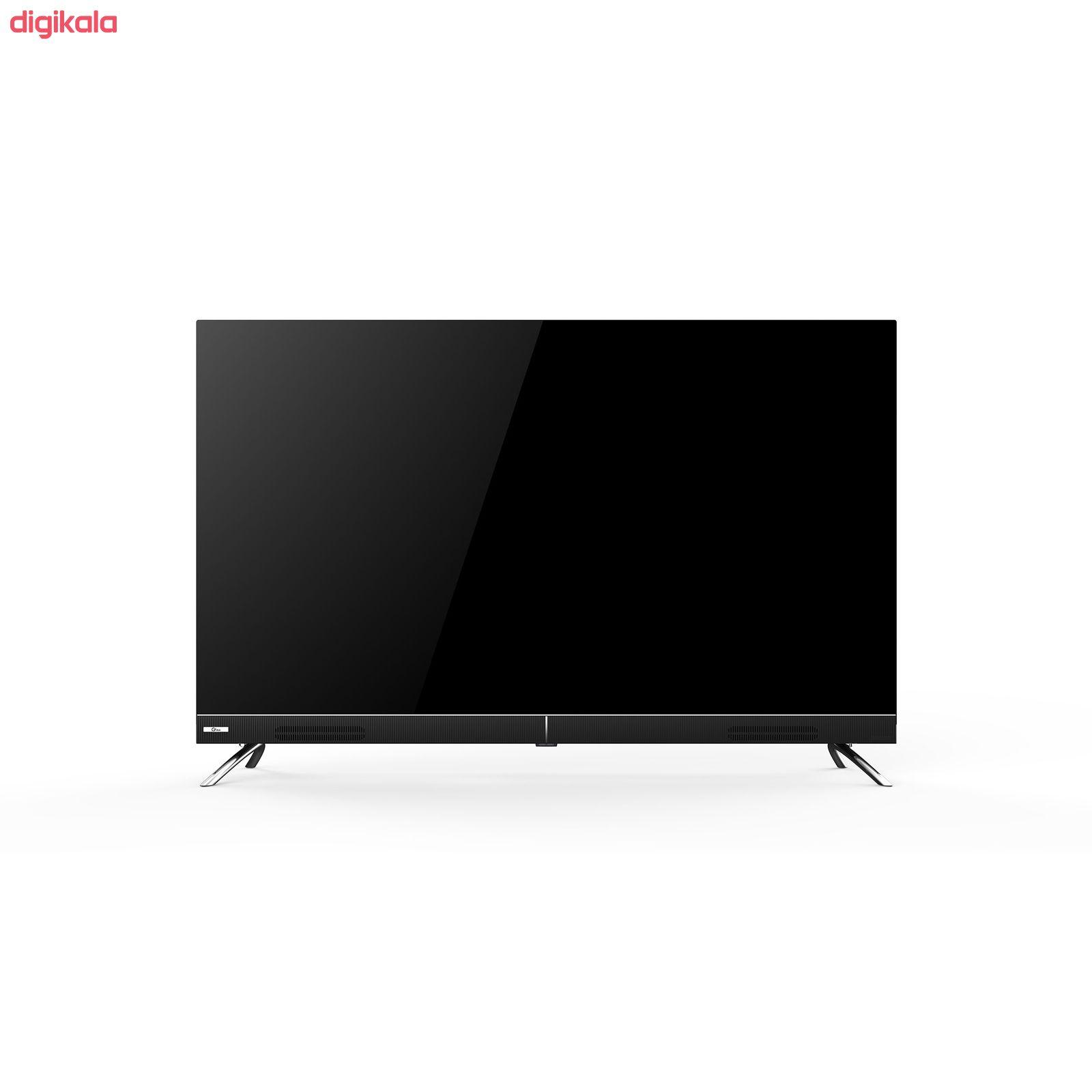 تلویزیون ال ای دی هوشمند جی پلاس مدل GTV-50LU722S سایز 50 اینچ main 1 5