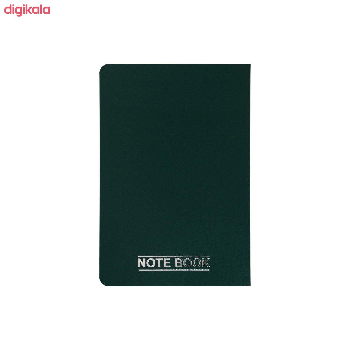 دفتر یادداشت 120 برگ پاپکو مدل  NB-638 کد HT01 main 1 10