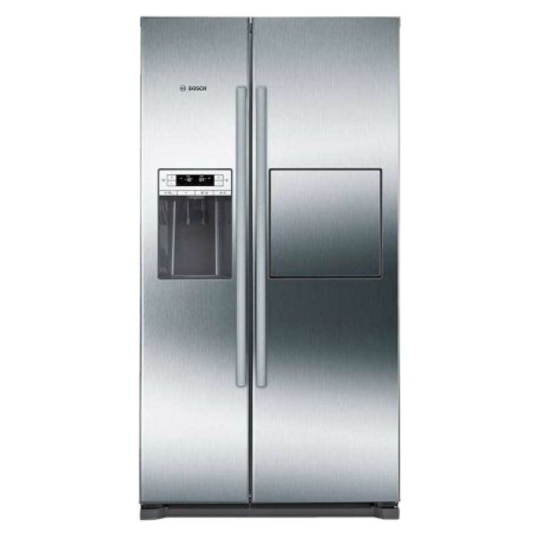 یخچال و فریزر ساید بای ساید بوش مدل KAG90AI204