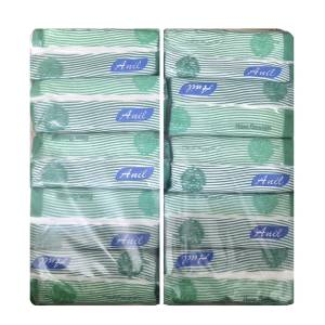 دستمال کاغذی 100 برگ آنیل کد k100 بسته 10 عددی